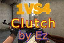 SUBS | Stop Me 4k Clutch by Ez [ CS:GO ]