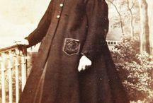 Women, Outer Wear, 1850-1870