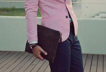 Men's fashion / Board / hair / style / fashion