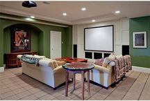 Admit One / A movie theater in your home? Believe it.
