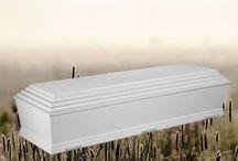 Enkel og stilren kiste / Duet er en enkel og stilren kiste i nordisk design.