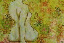 Art work by Jeanne Sisson