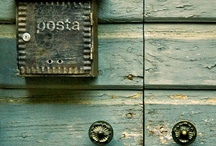 Mailboxes / by Colleen Pascullo