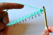 Virka o Sticka / Crochet and knitting
