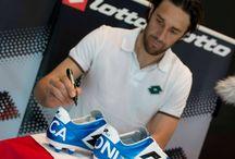 Stadio Potenza Luca Toni 10+ / La scarpa celebrativa realizzata in limited edition.