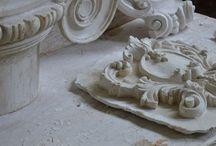 Elementi decorativi architettonici