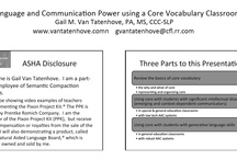 AAC Core Vocab
