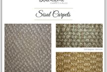 Sisal Carpets / Our favorite Sisal Carpets, ideas, and home decor inspiration! Check out some of Blackstone Carpets exclusives as well! Happy Designing!