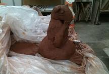 my sculptures