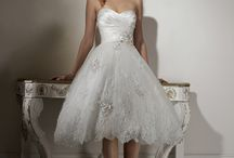 bridal gowns / by Ann Anderson