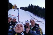 Ski jumping Team of Slovenia