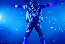 WWE Aj style