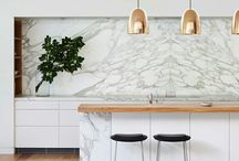 Kitchen Inspiration / Building a new home or doing a remodel? Find kitchen inspiration here!