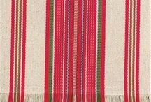Textilier - Textiles / Vi erbjuder textilier från Ekelund. - We offer quality textiles from Ekelund.