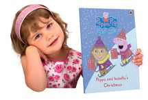 Peppa's Christmas Stocking Fillers / Lots of festive treats for your little Peppa fans!