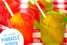 Pinnacle® Picnic Punch / Life's a picnic with Pinnacle® Vodka. The only vodka with over 40 playful flavors.