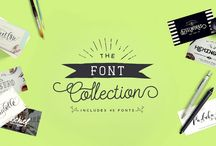 Fonts to Collect ~