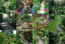 Δρομάκια Σε Κήπους