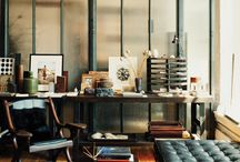 Spaces. / Interesting architecture and home interiors...