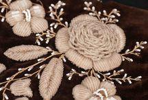 Бисерное шитьё