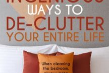 A solution to the clutter