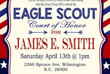 Eagle Scout / by Vanessa Hildebrand