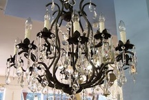 chandiliers / by Patti Roemer