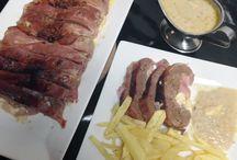 Receitas culinária - prato principal (carnes)