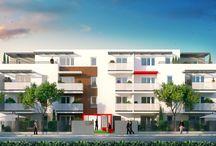 Résidence Arty 2 / Résidence de 31 logements située au Parc de la Maourine, quartier Borderouge à Toulouse.