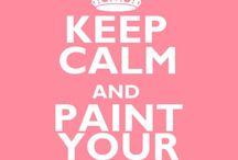 ~ Keep calm ~