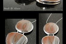 Year of Jewelry Challenge 2014 / Each week there is a new challenge to make a themed piece of jewellery...