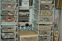 The Happy Housie - Organizing Series / Home organization and DIY organizing projects