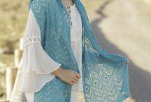 Breien: Sjaals en omslagdoeken