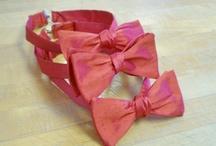 Kid's Bow Ties, Ties, Suspenders / Custom Kid's Accessories