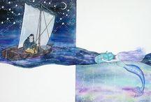 Mermaids! / by June Little