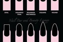 Nail Drsign for Long Nails