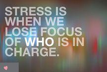 Stress free/ Yoga / Mindfullness