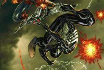 Superheroes vs Enemies