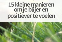 Positive voelen