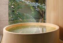 Japanese. bath
