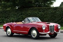 Italian Cars Aesthetics