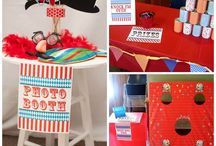C & C Carnival / Caitlin & Colton Birthday Party 2014 / by Jennifer Hines