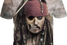 Dead Men Tell No Tales! JACK SPARROW PIRATE