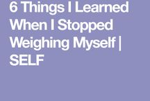 Loving Yourself Lighter