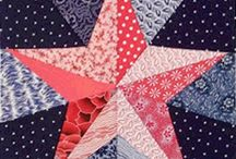 Quilts 8 / patchwork and quiltwork in various styles and technics; patterns, tips, many inspirations