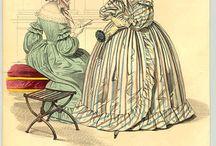 Fashion plates: 1840s
