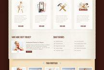 retro webdesign