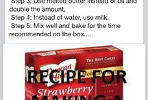 Baking need to know