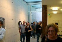 Human Rights / Collettiva internazionale organizzata dall'associazione Spazioetempo Arte di Roberto Ronca. Presso la campana dei caduti, Trento
