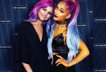 Ariana & Selena